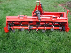 The Woods rotary tiller